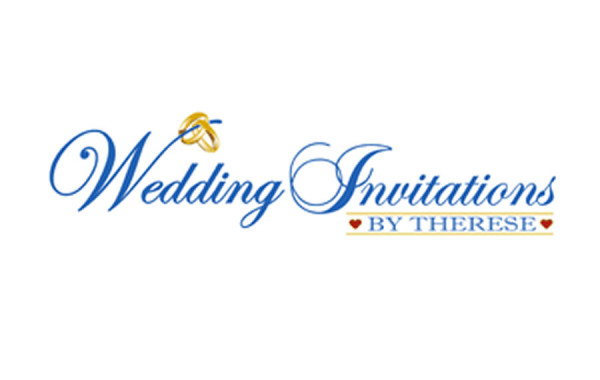 Wedding Invitations by Therese
