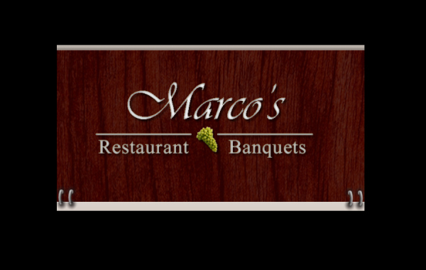 Marco's Restaurant and Events