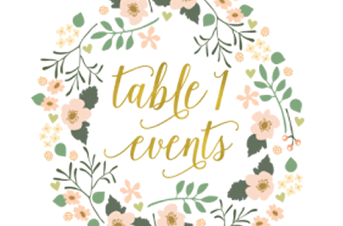 Table 1 Events