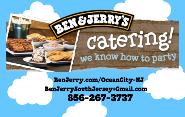 Ben & Jerry's Ice Cream Catering – South Jersey